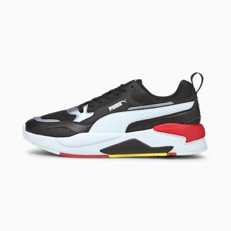 Scuderia Ferrari Race X-Ray 2 Unisex Shoes, Puma Black-Puma White, small-IND