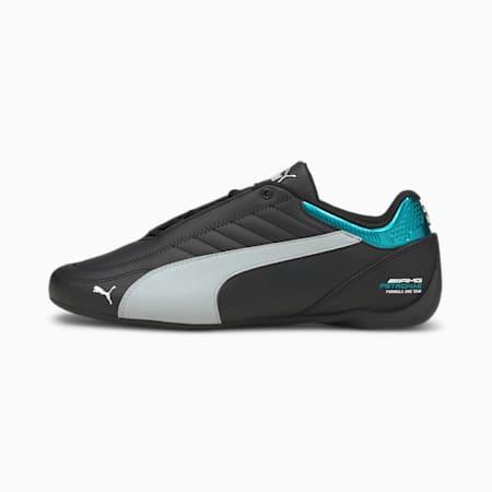 Mercedes Future Kart Cat sneakers, Puma Black-Mercedes Silver, small