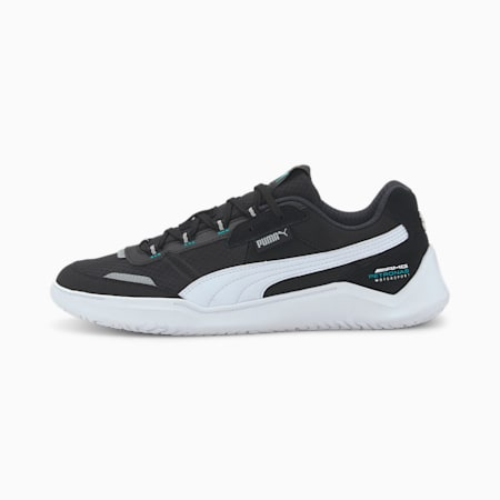 Mercedes DC Future Trainers, P Black-P White-P White, small-SEA