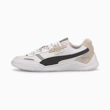 Mercedes DC Future Shoes, P White-P Black-P White, small-IND