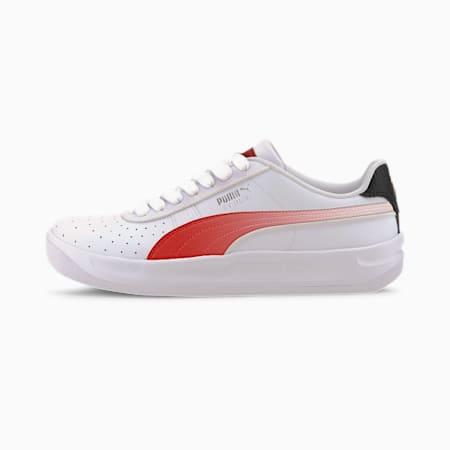 Scuderia Ferrari Race GV Special Men's Sneakers, P White-Rosso Corsa-P White, small