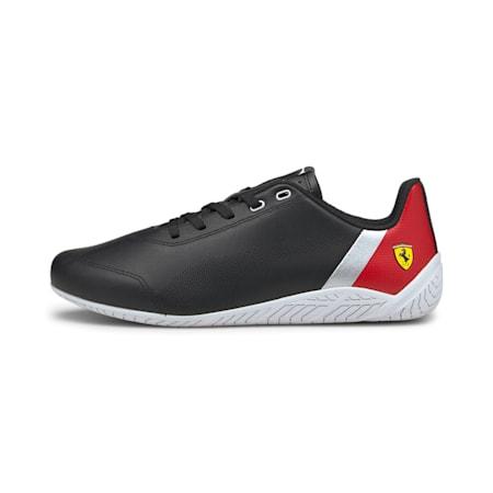 Scuderia Ferrari Rdg Cat Unisex Shoes, PumaBlk-Rosso Corsa-PumaWht, small-IND