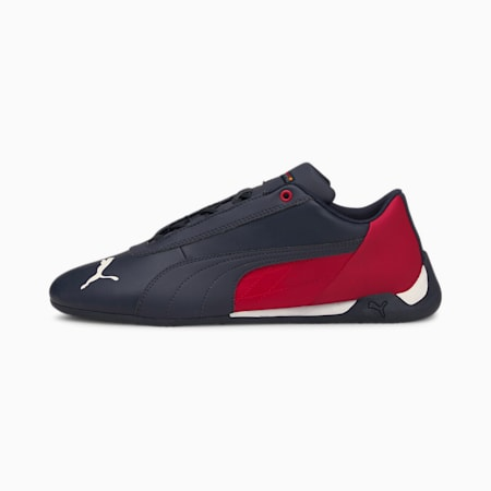 Redbull Racing R-Cat Unisex Shoes, NIGHT SKY-Chinese Red, small-IND
