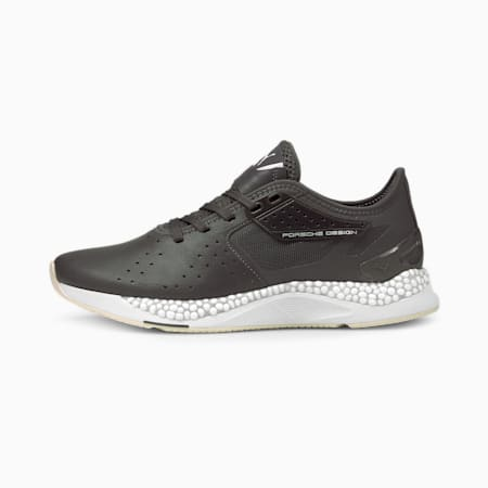Porsche Design HYBRID II Men's Motorsport Shoes, Asphalt-Asphalt, small