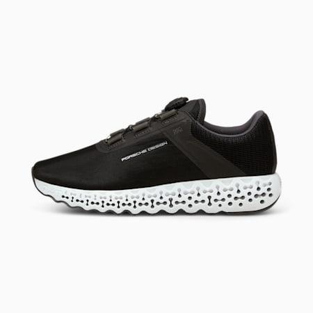 Porsche Design RCT Xetic Trainer Disc Men's Motorsport Shoes, Jet Black-Jet Black, small