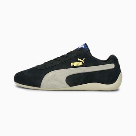 Zapatillas de automovilismo Speedcat OG+ Sparco, Puma Black-Whisper White, small