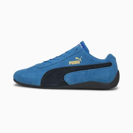 Zapatos de automovilismo Speedcat OG+ Sparcopara hombre, Star Sapphire-Blanco-Negro, pequeño