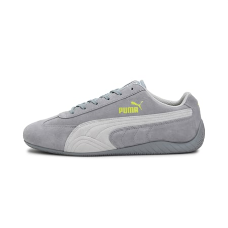 Speedcat OG+ Sparco Motorsport Shoes, Quarry-Gray Violet-Nrgy Yellow, small-IND