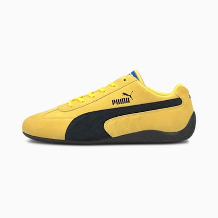 Speedcat OG+ Sparco motorsportschoenen, Maize-Puma Black, small
