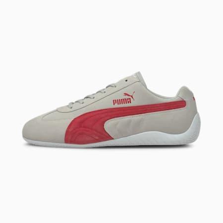 Zapatos de automovilismo Speedcat OG+ Sparcopara hombre, Glacier Gry-Nrgy Blu-Pppy Rd, pequeño
