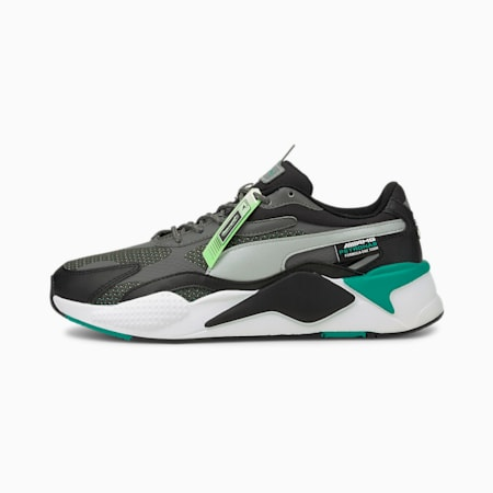 Mercedes F1 RS-X³ Motorsportschuhe, Smoked Pearl-Puma Silver, small