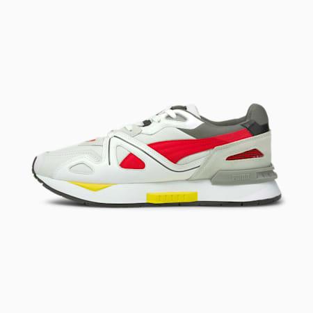 Chaussures de sport automobile Scuderia Ferrari Mirage Mox, P White-P White-Rosso Corsa, small