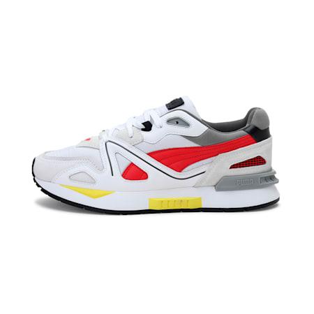 Scuderia Ferrari Mirage Mox Unisex Shoes, Puma White-Puma White-Rosso Corsa, small-IND