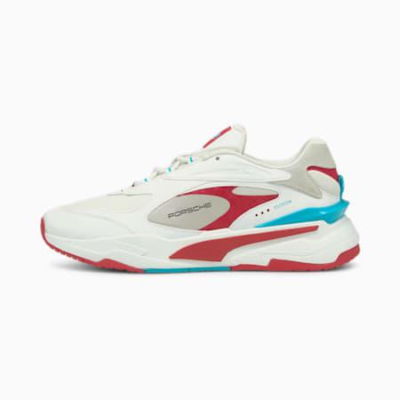 Zapatos deportivosPorsche Legacy RS-Fast para hombre, P White-A Beauty-Scuba Blue, pequeño
