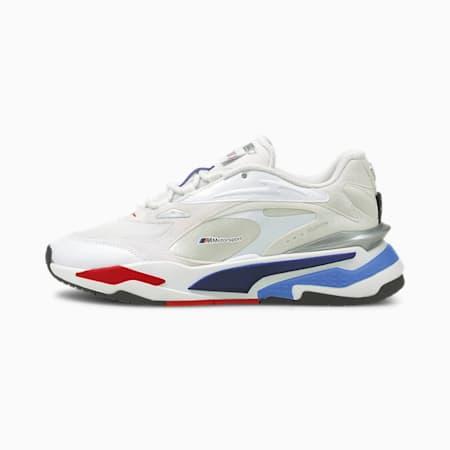 Zapatos deportivosBMW MMotorsportRS-FastJR, Puma White-Puma Silver, pequeño