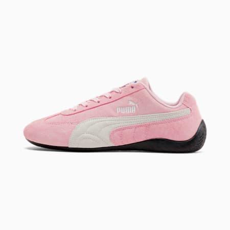 Zapatos deautomovilismoSpeedcat OG Sparco para mujer, Winsome Orchid-Puma White, pequeño
