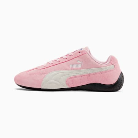 Speedcat OG Sparco Women's Motorsport Shoes, Winsome Orchid-Puma White, small