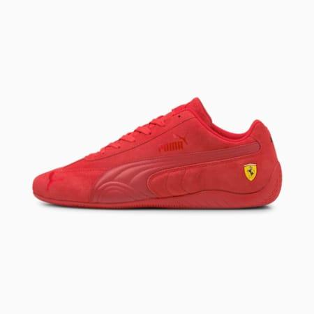 Scuderia Ferrari Speedcat Motorsport Shoes, Rosso Corsa-Rosso Corsa, small-GBR