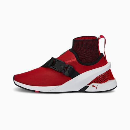 Chaussures de sport automobile Ferrari IONF, Rosso Corsa-Puma White, small