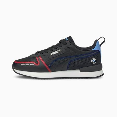 Zapatos deportivosBMW MMotorsportR78 JR, Puma Black-Blueprint, pequeño