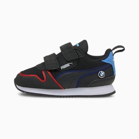 Zapatos BMW M Motorsport R78 para bebés, Puma Black-Blueprint, pequeño