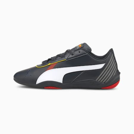 Red Bull Racing R-Cat Machina Unisex Shoes, NIGHT SKY-Puma White, small-IND