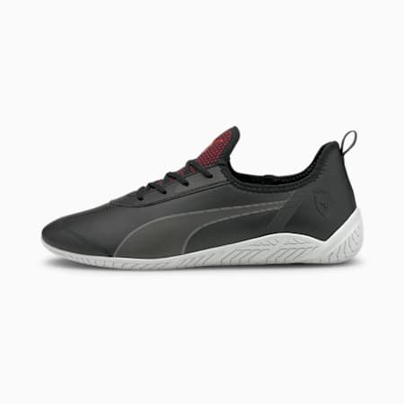 Ferrari Rdg Cat Women's Shoes, Puma Black-Rosso Corsa-Puma White, small-IND