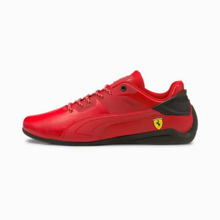 Ferrari Drift Cat Delta Unisex Shoes, Rosso Corsa-Puma Black, small-IND