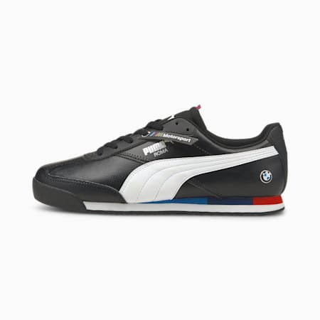 BMW M Motorsport Roma Via Motorsport Men's Sneakers | PUMA US
