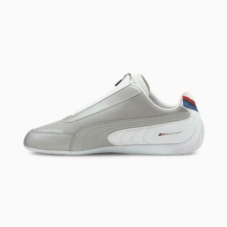 Zapatos deportivos BMW M Motorsport Speedcat Motorsport, Puma Silver-Puma White, pequeño