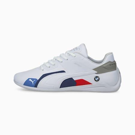 BMW M Motorsport Drift Cat Delta Motorsport Shoes, Puma White-Puma White, small-SEA