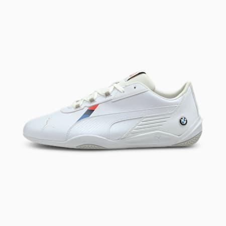 BMW M Motorsport R-Cat Machina Motorsport Shoes, Puma White-Puma White, small-GBR