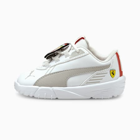 Scuderia Ferrari R-Cat Machina Baby Motorsportschuhe, Puma White-Puma White, small