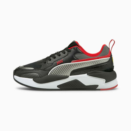 Ferrari X-Ray Infant's Shoes, Puma Black-Smoked Pearl, small-IND