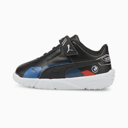 BMW M Motorsport Drift Cat Delta Babies' Motorsport Shoes, Puma Black-Puma White, small-SEA