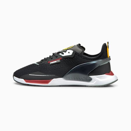 Ferrari IONSpeed Unisex Shoes, Puma Black-Rosso Corsa-Puma White, small-IND