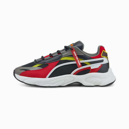 Red Bull Racing RS-Connect Unisex Shoes, Puma White-NIGHT SKY, small-IND