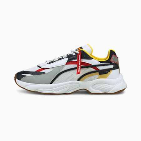 Red Bull Racing RS-Connect Motorsport Shoes, NIGHT SKY-Puma White, small
