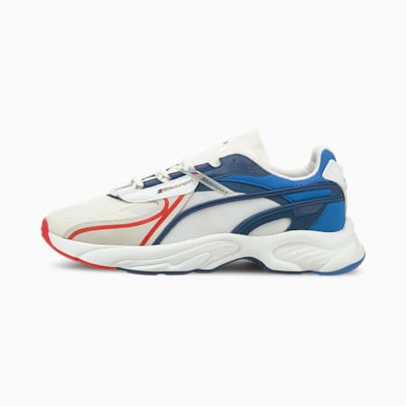 BMW M Motorsport RS-Connect Unisex Shoes, Puma White-Puma White, small-IND
