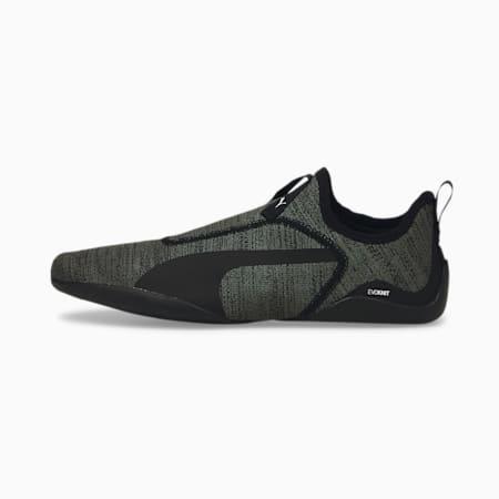 Zapatillas tipo calcetín Evoknit Esports, Puma Black-CASTLEROCK, small