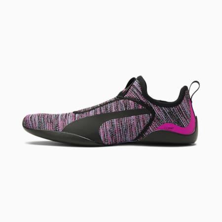 Zapatos deportivos AGF EVOKNIT Esports, Puma Black-ULTRA MAGENTA-ELECTRIC PURPLE, pequeño