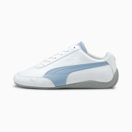 Speedcat Translucent Women's Trainers, Puma White-Forever Blue, small-GBR