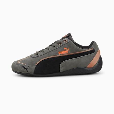 Speedcat Metallic Remix Women's Shoes, Dark Shadow-Copper, small-IND