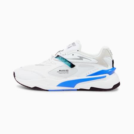 Zapatos deportivos Mercedes F1 RS Fast Motorsport, Puma White-Bluemazing, pequeño