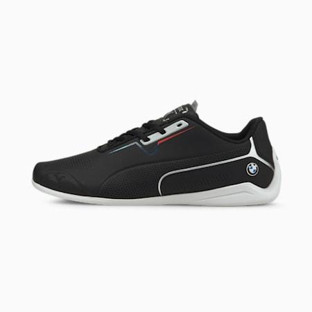 Zapatos de automovilismo BMW M Motorsport Drift Cat 8, Puma Black-Puma White, pequeño