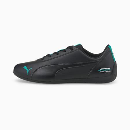 Mercede F1 Motorsport Collection Neo Cat Unisex Shoes, Puma Black-Puma Black, small-IND