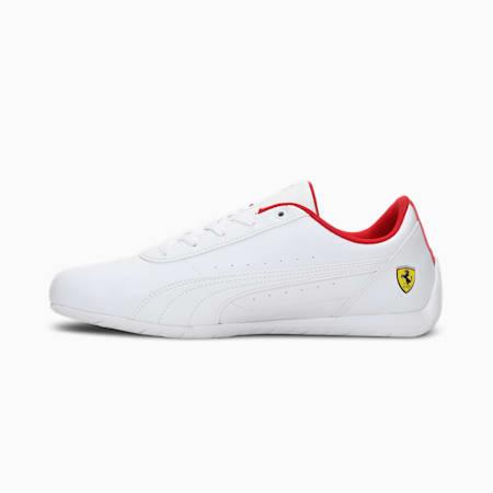 Ferrari Neo Cat Unisex Shoes, Puma White-Puma White, small-IND