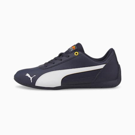 Red Bull Racing Neo Cat Unisex Shoes, NIGHT SKY-Puma White, small-IND
