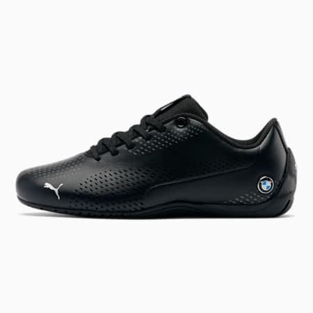 BMW M Motorsport Drift Cat 5 Ultra II Shoes JR, Puma Black-Puma Black, small