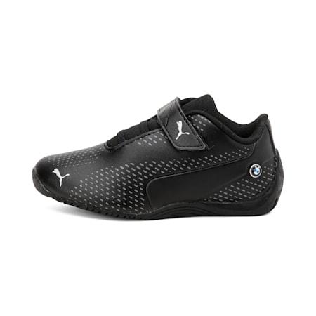 BMW M Motorsport Drift Cat 5 Ultra II Kids' Shoes, Puma Black-Puma Black, small-IND